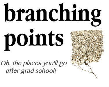 PhD Branching Points